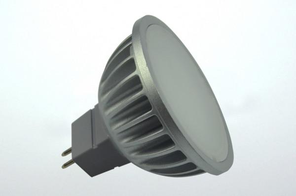 GU5.3 LED-Spot PAR16 AC/DC 230 Lumen 120° warmweiss 5W dimmbar Green-Power-LED