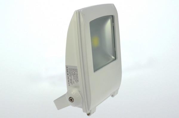 LED-Flutlichtstrahler AC 2850 Lumen 120°-150° kaltweiss 30W Strukturiertes Glas Green-Power-LED