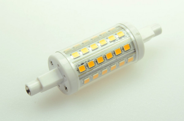 R7S LED-Stablampe AC 400 Lumen 360° neutralweiss 5 W rundabstrahlend, dimmbar Green-Power-LED