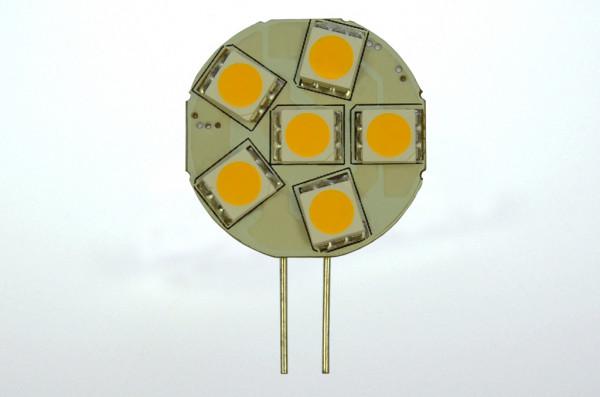 G4 LED-Modul AC/DC 100 Lumen 125° warmweiss 1W dimmbar Green-Power-LED