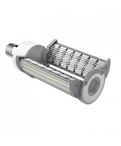 E40 LED-Tubular AC 6750 Lumen 180/270° neutralweiss 45W IP43, Ausklappbar Green-Power-LED