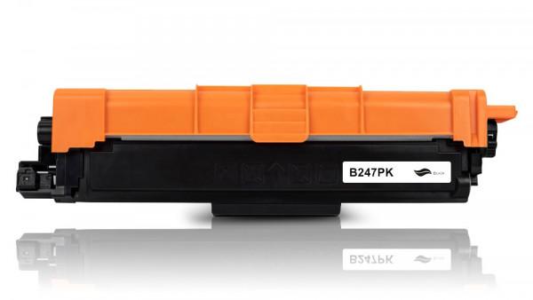 Brother TN-247BK kompatible Tonerkartusche schwarz 3000 S.