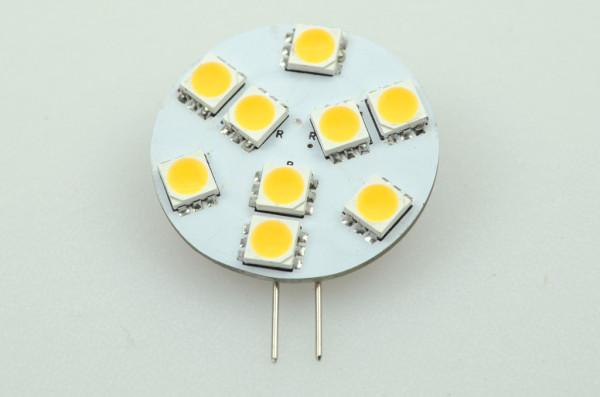 G4 LED-Modul DC 170/110/55 Lumen 125° warmweiss 1,9/1,3/0,7W Schaltbar, CRI>90 Green-Power-LED
