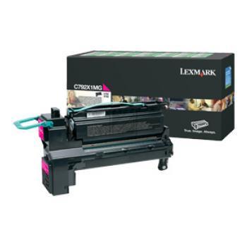 Lexmark Toner-Kartusche Prebate magenta HC (C792X1MG)