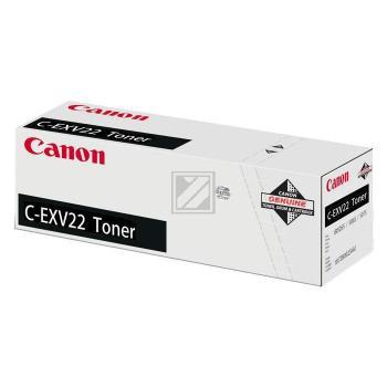 Canon Toner-Kartusche schwarz (1872B002, C-EXV22)