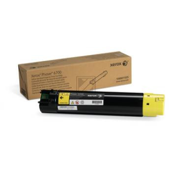Xerox Toner-Kit gelb (106R01505)