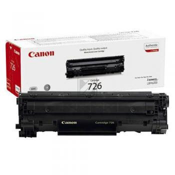Canon Toner-Kartusche schwarz (3483B002, 726)