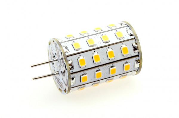 GY6.35 LED-Stiftsockellampe AC/DC 550 Lumen 300° warmweiss 4,8 W dimmbar Green-Power-LED