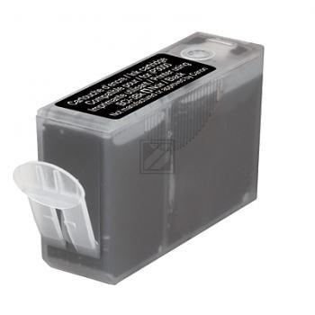 Canon Tintenpatrone 2 x schwarz 2-Pack (4479A028, 2 x BCI-3EBK)