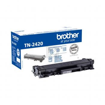 Brother Toner-Kit schwarz HC (TN-2420)