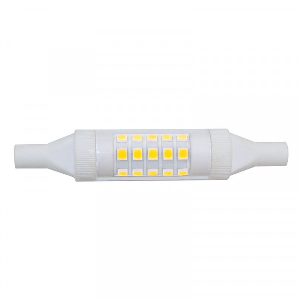 R7S LED-Stablampe AC 600 Lumen 360° kaltweiss 5 W rundabstrahlend Green-Power-LED