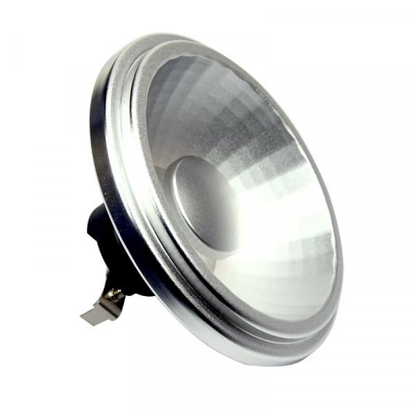 G53 LED-Spot AR111 AC/DC 900 Lumen 19° warmweiss 12W dimmbar, indirekte Beleuchtung Green-Power-LED