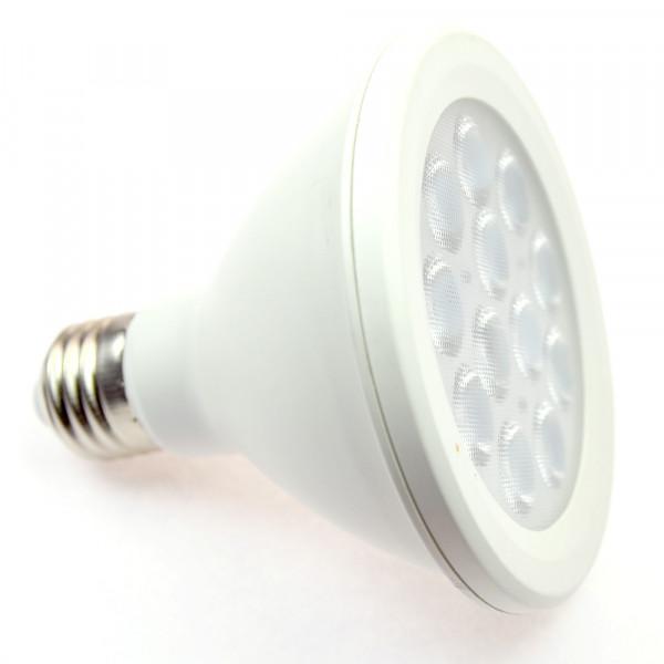 E27 LED-Spot PAR30 AC/DC 900 Lumen 30° warmweiss 11 W Green-Power-LED