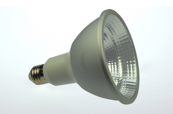 E27 LED-Spot PAR38 AC/DC 1500 Lumen 60° kaltweiss 16W CRI>85, IP65 Green-Power-LED