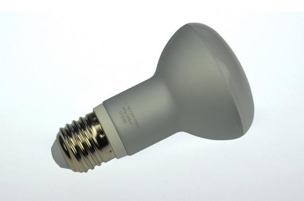 E27 LED-Reflektorlampe AC/DC 520 Lumen 130° warmweiss 7W Green-Power-LED