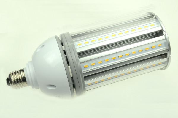 E27 LED-Tubular AC 3600 Lumen 270° warmweiss 36W IP64 Green-Power-LED