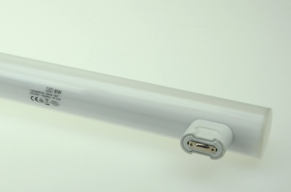 S14s LED-Linienlampe AC 500 Lumen 270° warmweiss 8W Green-Power-LED