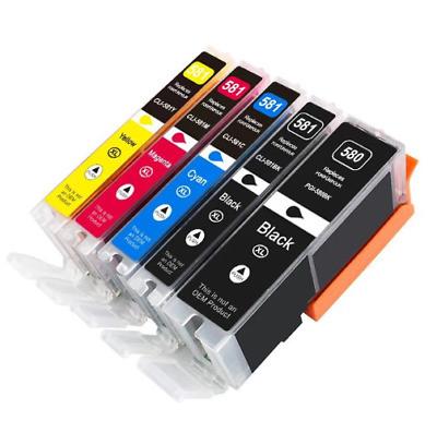 Tinten-Multipack ''S'' Canon PGI-580XXL/CLI-581XXL kompatibel (1 Komplettsatz) 10% Rabatt